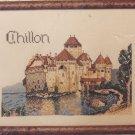 Camelot Designs Chillon Castle Design Chart Counted Cross Stitch