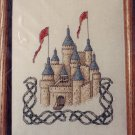 Camelot Designs Sleeping Beauty's Castle Design Chart Counted Cross Stitch