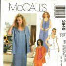 McCall's 3946 Pattern uncut 18W 20W 22W 24W Summer Dress Top Skirt Pants Skirt