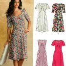 New Look A6093 Pattern uncut 4 6 8 10 12 14 16 Bias Cut Dress