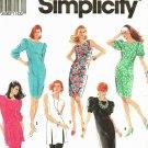 Simplicity 7345 Pattern uncut 4 6 8 10 12 Vintage 1990s Dress Tunic Skirt