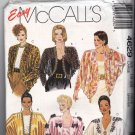 McCall's 4629 Pattern uncut 18 20 Cocoon Jacket Dolman Sleeves Casual or Evening
