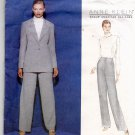 Vogue 1871 Pattern uncut 14 16 18 Loose Fit Pant Suit Anne Klein