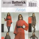 Butterick B5104 Pattern uncut 14 16 18 20 Wardrobe Jacket Coat Top Dress Pants
