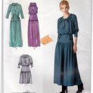 Simplicity 1939 size 8 BOHO Dress Cynthia Rowley, may be missing pieces