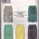 Simplicity New Look 6809 Pattern uncut 8 10 12 14 16 18 Skirts