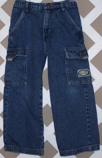 Boys Bass Creek Jeans Size 5 Regular