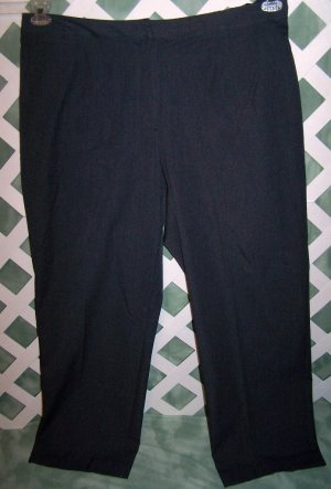Womens Elisabeth by Liz Claiborne Dress Pants Size 24W