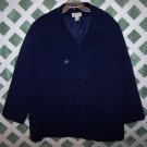 Navy Westbound II Wool Pea Coat size 3X