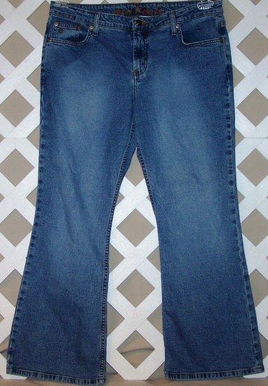 Womens Arizona Denim Jeans Size 13