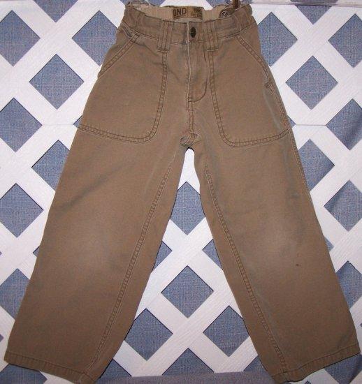 Boys Old Navy Khaki Pants Size 5T