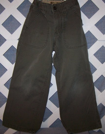 Boys Old Navy Forest Green Pants Size 5T