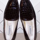 Women's Brown Liz Claiborne 7.5 Shoes Made in Italy Size 7 ½