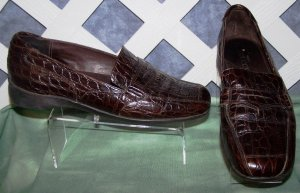 Womens Brown Meucci Shoes Size 8