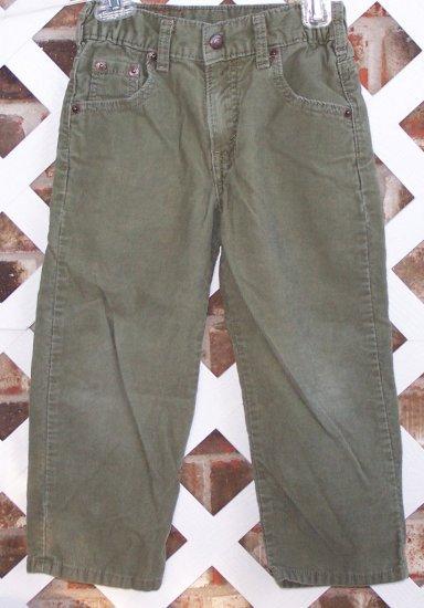 Boys Levis Corduroy Jeans Size 5 BTS