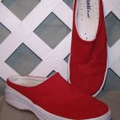 Womens Keds Shoes Red Mule Size 8
