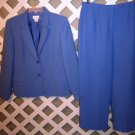 Womens Joan Leslie Size 10 Petite 2pc Business Suit
