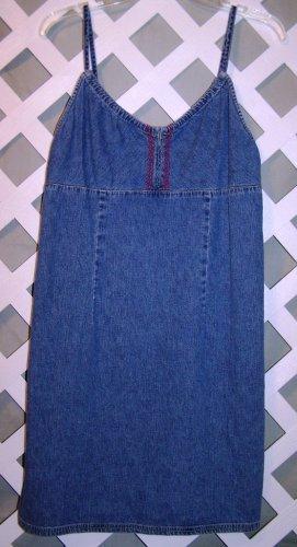 American Eagle Denim Summer Dress Size 12