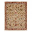 NEW POTTERY BARN  Elham Bage Persian Hand Tufted 9X12 Modern Design Wool Carpet Rug