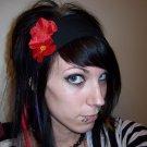 Aloha Headband Red