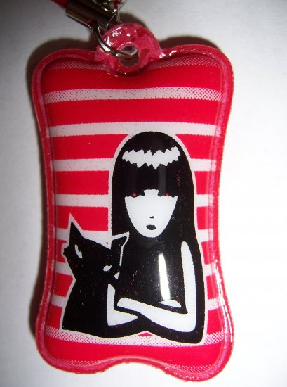 Emily The Strange Charm D for Cell Phone or Stylus