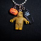 Oogie Boogie Ball Chain Necklace