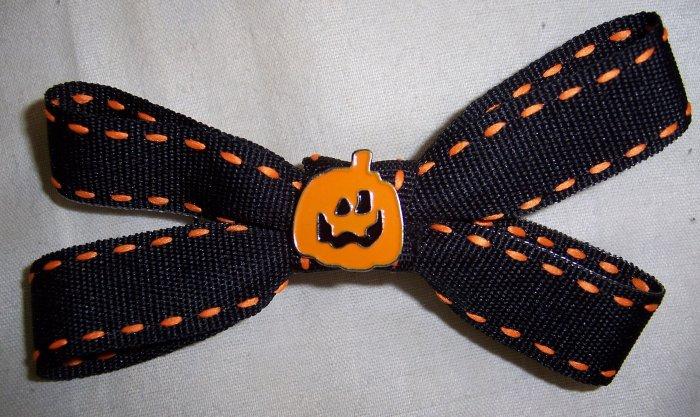 Pumpkin Bow