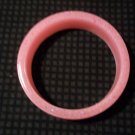 Bubblegum Pink Bangle Bracelet