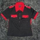 Red & Black Illig Shirt