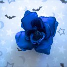 Blue Rose Barrette