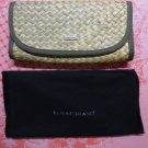 Luisa Cerano Bamboo Clutch Purse