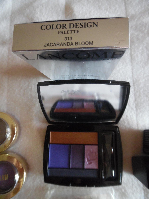 LANCOME LIMITED EDITION Color Design Palette - 313 Jacaranda Bloom
