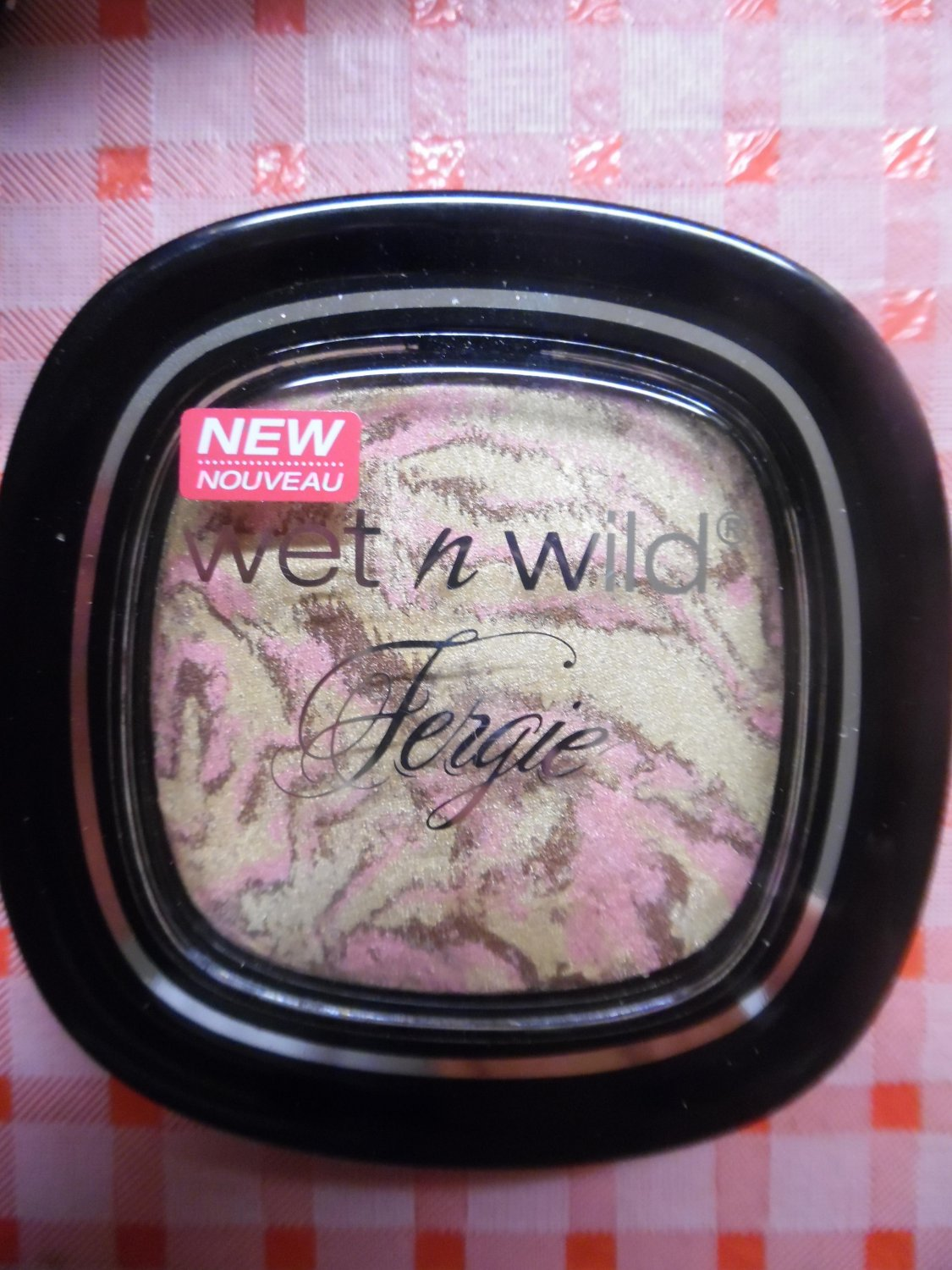WET N WILD FERGIE LIMITED EDITION Shimmer Palette - Hollywood Boulevard