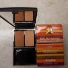 SISLEY Botanical Double Blush With Natural Extracts  - #3 Tawny 3g x 2/ 0.10 Oz x 2