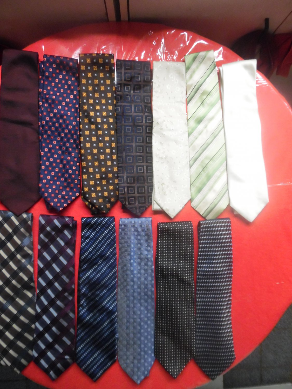 Men's Designer Ties (Choice Of ANY 2)