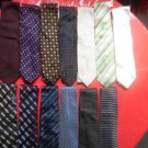 Men's Designer Ties (Choice Of ANY 2)