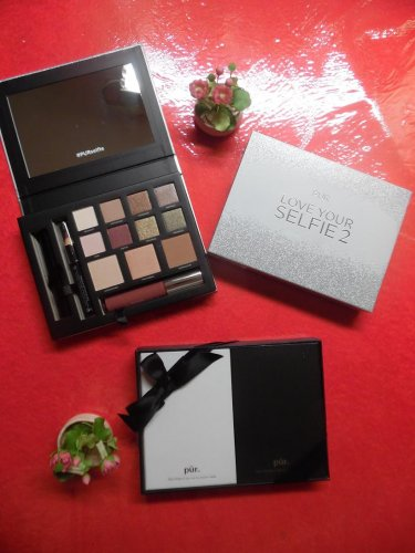 PUR Cosmetics Lot Of 3 Day & Night Palettes