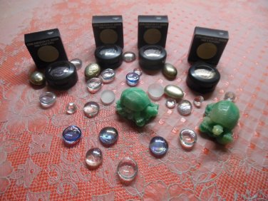 MAC Lot Of 4 Most Sought-After Extra Dimension Eye Shadows