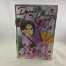 "DISNEY LIMITED EDITION (SOLD OUT) Mulan & Pocahantas ""Dare To Dream"" Beauty Makeup Book Set"