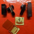 BESAME, KVD & NARS Red Lipstick Lot
