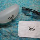 DOLCE & GABBANA Black Tinted Sunglasses