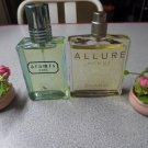 ARAMIS Cool Eau De Toilette And CHANEL Allure  Homme Eau De Toilette Combo