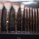QUO Limited Edition Diamond Cut Brush Set