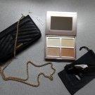 ALDO Black Faux-Leather Detachable Chain Clutch Wallet & Alfred Sung UV Polarized Sunglasses Set