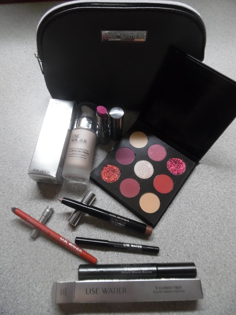 LISE WATIER And EMERALD TRIANGLE Cosmetics Set