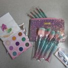 What's In A Mermaid's Clamshelll Makeup Kit
