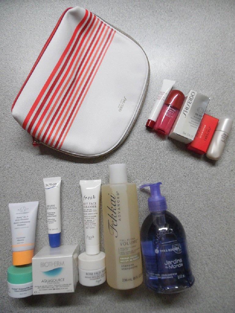 Mixed Hair And Skincare Set #4