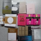 Mixed Lot Of Women's Fragrances (Total of 18 Assorted Vial Sprays)