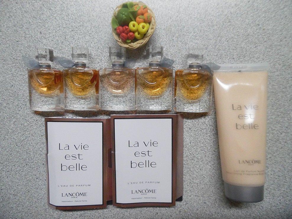 #LANCOME La Vie Est Belle Set