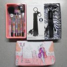 QUO Limited Edition Magnetic Brush Set And Rebecca Minkoff Power Tassel Combo